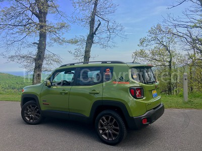 2017 Jeep Renegade 75th Anniversary edition