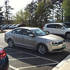 My new 2012 VW Jetta TDI