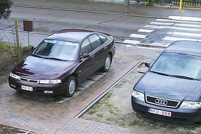 Mazda 626 & Audi A6