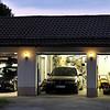 Garage @ night