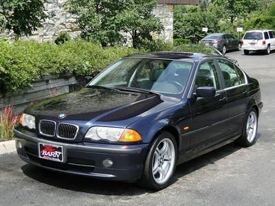 My former BMW 330i