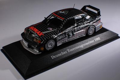 Mercedes 190E Evo II