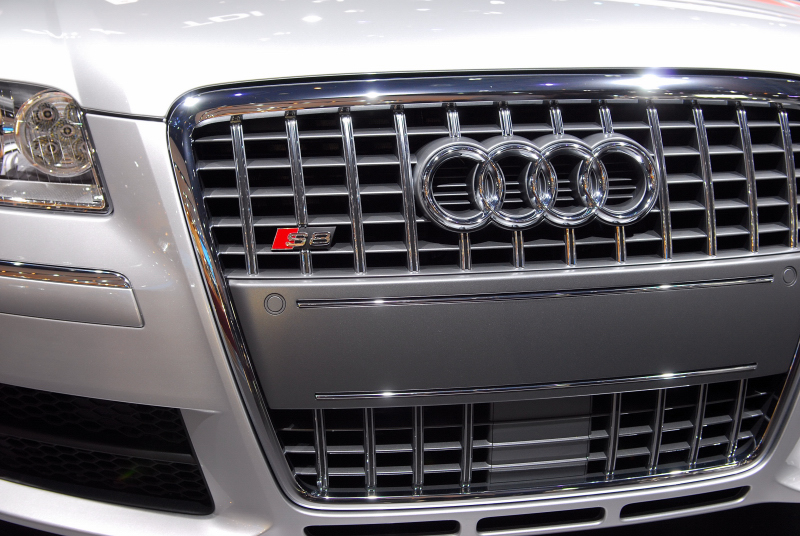 Audi S8....sorry, none of an S6...