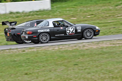 Ryan Groth, Spec Miata Class Leader