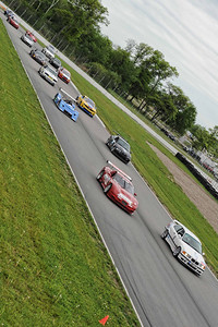 Lightning Race grid.