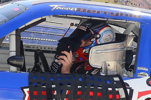NASCAR NNS 300 Race Fontana 3/22/14
