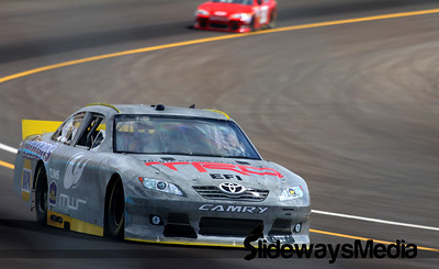 NASCAR Test at PIR October 2011