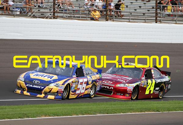 NASCAR Sprint Cup Indy 2012