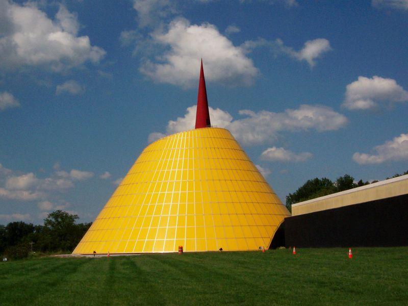 NATIONAL CORVETTE MUSEUM<br /> Bowling Green, Kentucky