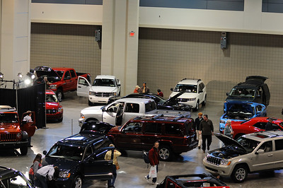 NC Auto Show - Raleigh Convention Center