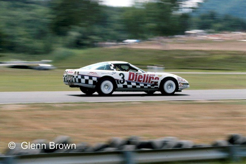 # 3 - 1993 SCCA World Challenge, Mike Yager ex Bill Cooper at Summit Point 01