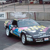 # 4 - 1989 Corvette Challenge Dave Glass recent owner  ex Mark Behm at tbd 01
