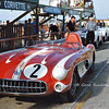 # 2 - 1957 FIA SR2 Bill Tower at Sebring