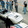 # 1 - 1957 FIA Sebring Corvette SS Development Mule re-built by Bill Mitchell as # 11 Sting Ray Racer