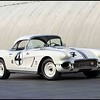 # 4 - 1961 FIA Sebring, Hendrick Collection, Delmo Johnson Display