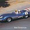 # 1 - 1957 FIA Prototype Corvette SS Fitch & Duntov 1987 Monterey Vintage