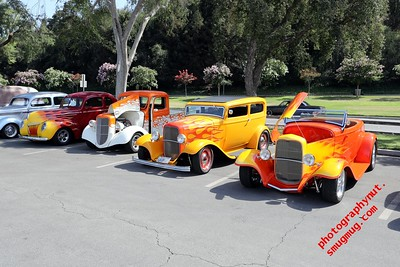 NHRA Museum August 3 2016 Twilight Cruise