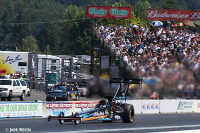NHRA Northwest Nationals 2012