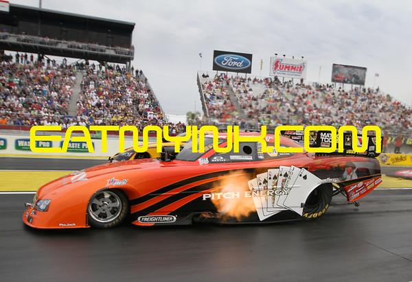 NHRA Gatornationals 2013