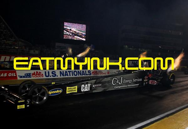 NHRA U.S. Nationals Indy 2012