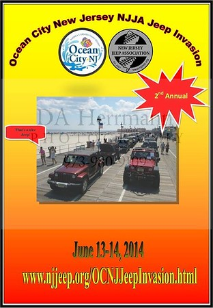 NJJA JEEP INVASION 2014
