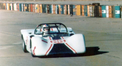 MK 2, Craig Mendenhall 1974-76
