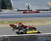 A pair of Formula 5000s at speed.  These car have to be felt to truely be appreciated.