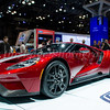 2017 Ford GT at the New York International Auto Show