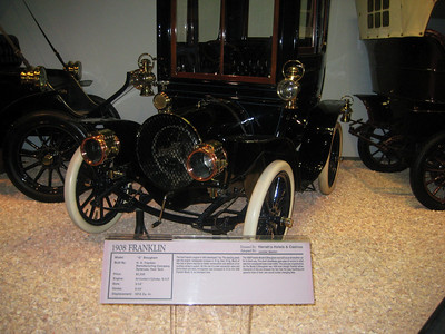 1908 Franklin