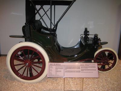 1903 Duryea
