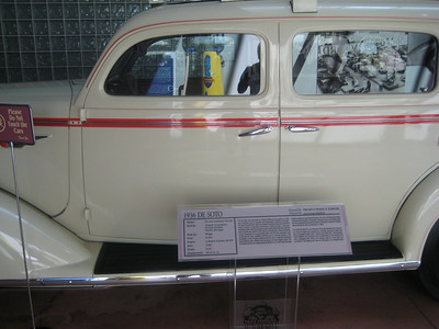 1936 De Soto