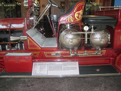 1917 American La France (Fire Truck)