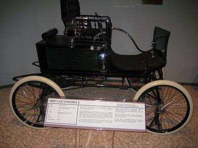 1899 Locomobile