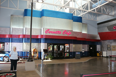 National Corvette Museum Visit - Bowling Green, KY - 07/21/2014
