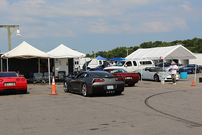 National Corvette Museum's High Performance Driving Event - VIR - 06/27/2016