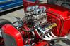 1931 Ford Coupe<br /> 6 ea. carburetor's feeding a Hemi<br /> Wayne & Ivy Woodward<br /> Ivanhoe, N.C.