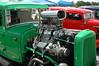 1931 Ford <br /> Equiped w/ Blower & 2 ea. four barrel carburetor's<br /> Joe & Bonnie Collins<br /> NY