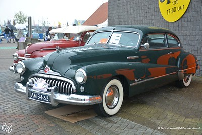 Buick Eight Roadmaster Sedanette 1948