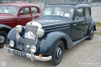 Mercedes Benz 170 S, 1952