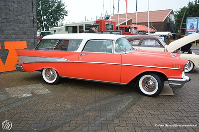 Chevrolet Bel Air Nomad, 1957