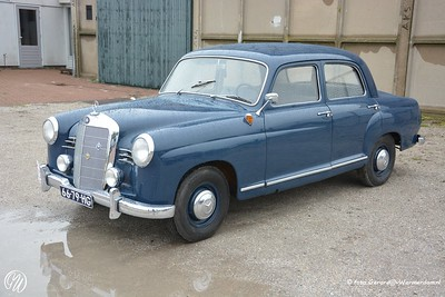 Mercedes Benz 180, 1957