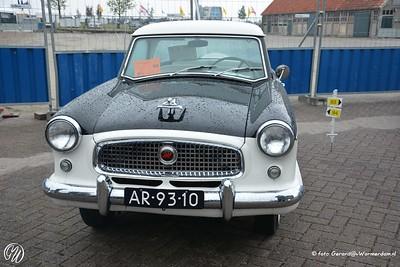 Nash Metropolitan 1500, 1958