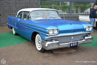 Oldsmobile Eighty Eight, 1958