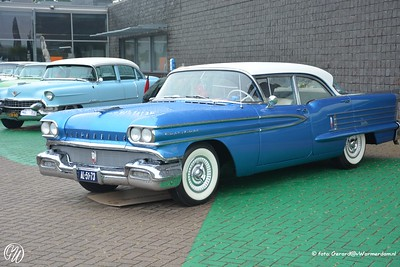 Oldsmobile Eighty Eight , 1958