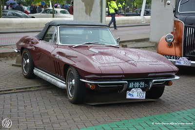 Chevrolet Corvette 396, 1965