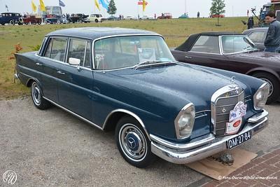Mercedes Benz 220 B Heckflosse, 1965
