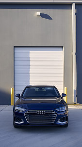New Audi A4 in Summer 2020