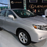 New Lexus RX350 (Model 2009) :