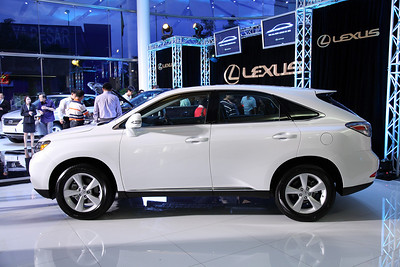 New Lexus RX350 (Model 2009)