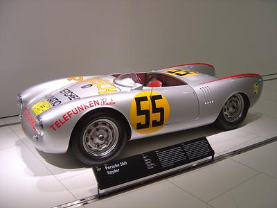 'New' Porsche Museum - Stuttgart